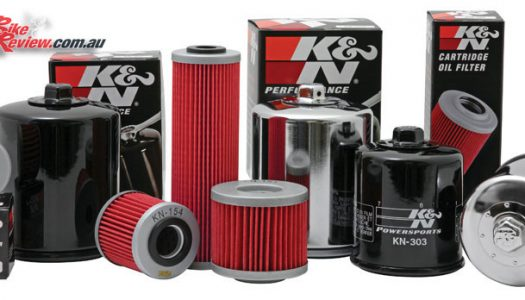 New Product: K&N Oil Filters