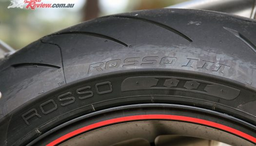 Tyre Test: Pirelli Diablo Rosso III first impression