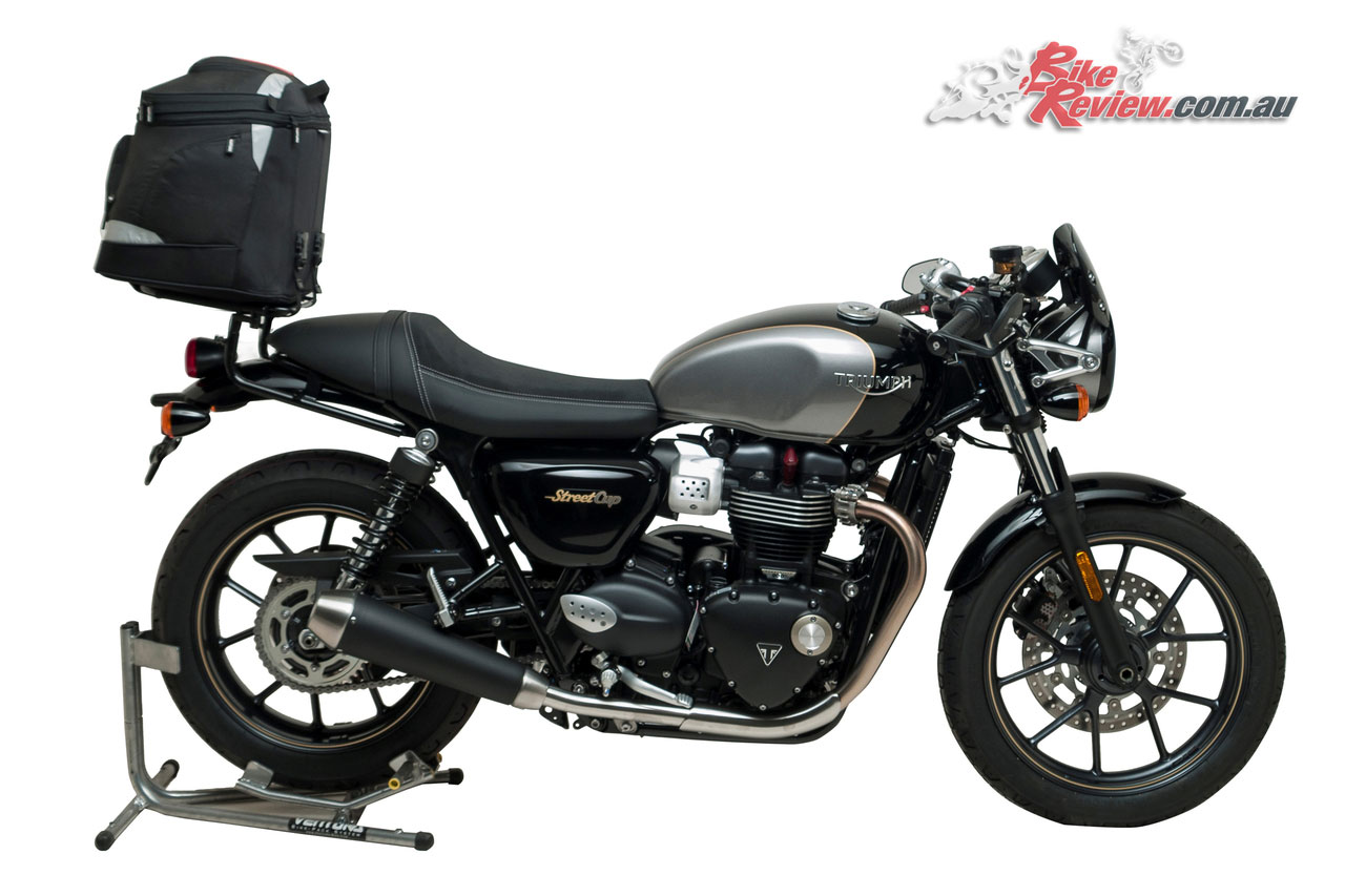 New Product Ventura Luggage For Street Twin Cup And T120