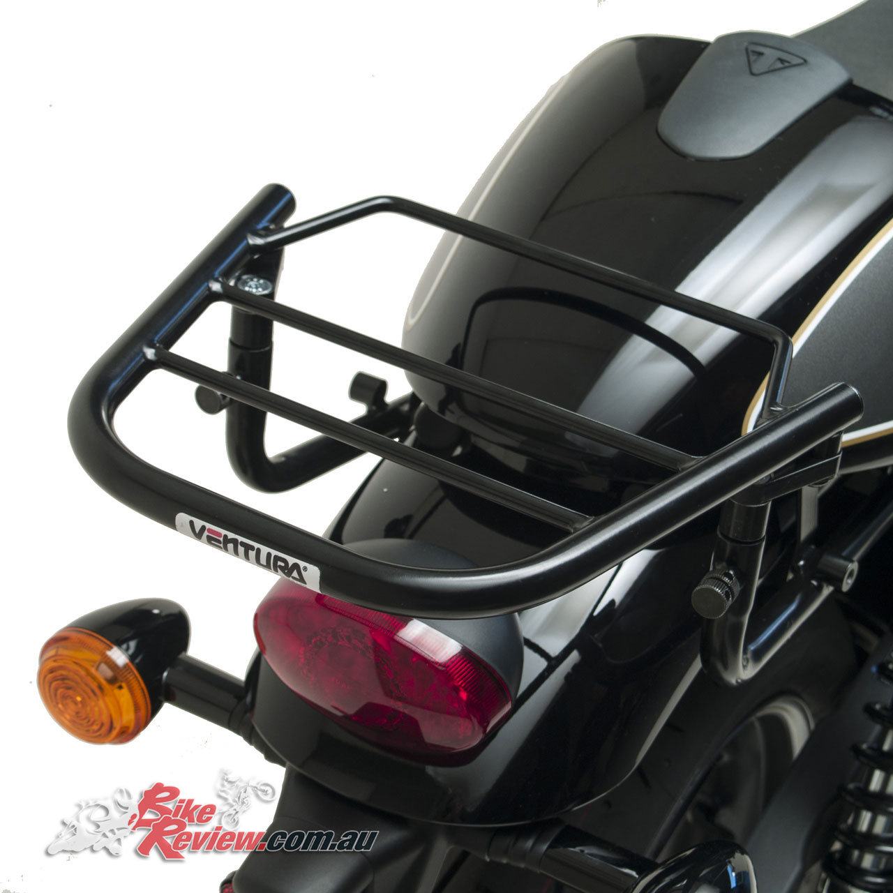 Ventura Luggage - Street Cup with Rear Rack