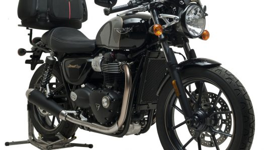 New Product: Ventura Luggage for Street Twin, Cup and T120