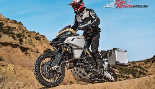 Ducati introduce the Multistrada 1200 Enduro Pro