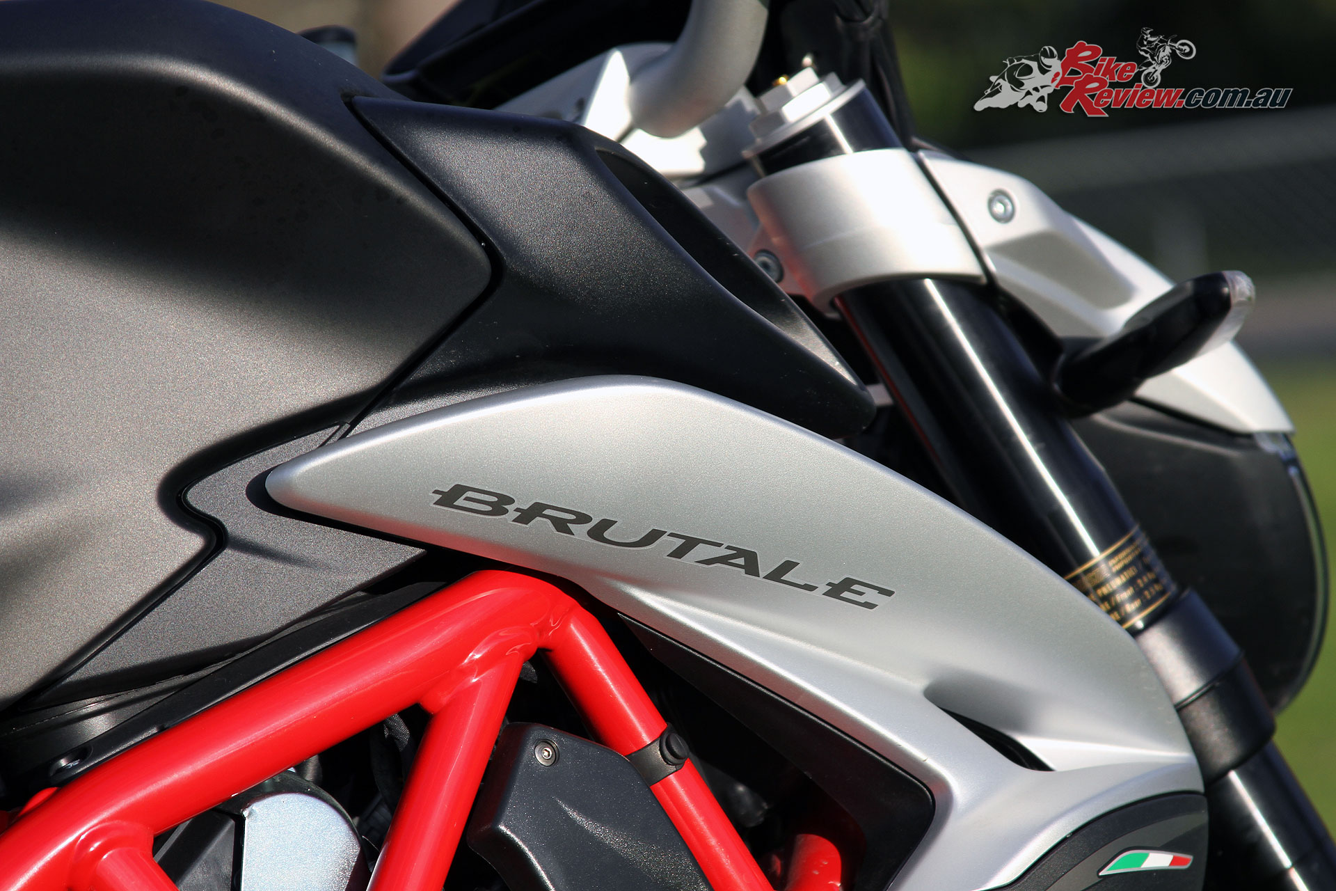 The Brutale is iconically MV Agusta and well worth investigating