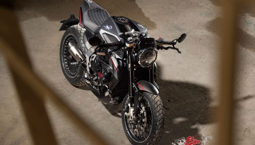 MV Agusta reveals their new Dragster based RVS#1