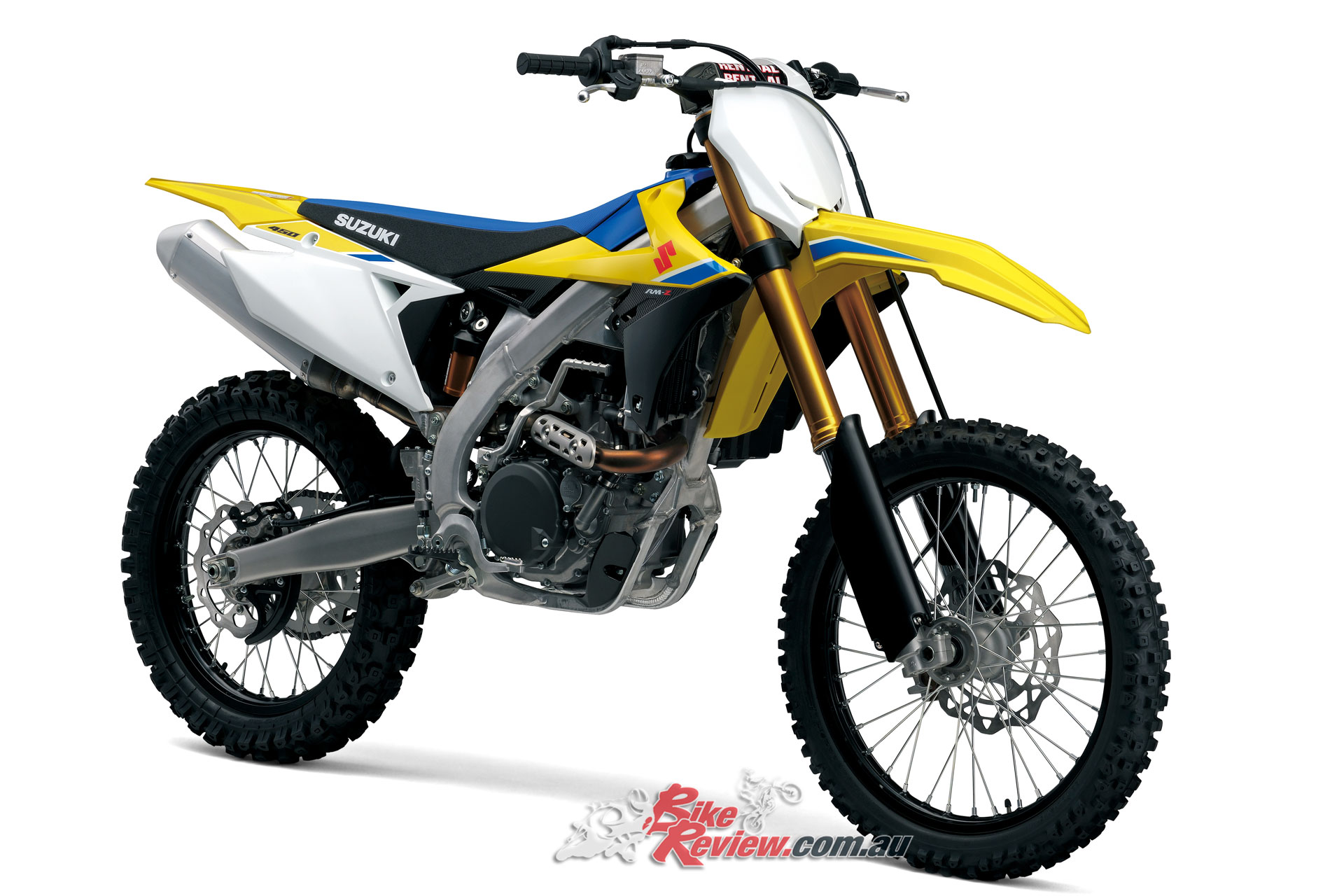 suzuki announce new for 2018 rm z450 bike review. Black Bedroom Furniture Sets. Home Design Ideas