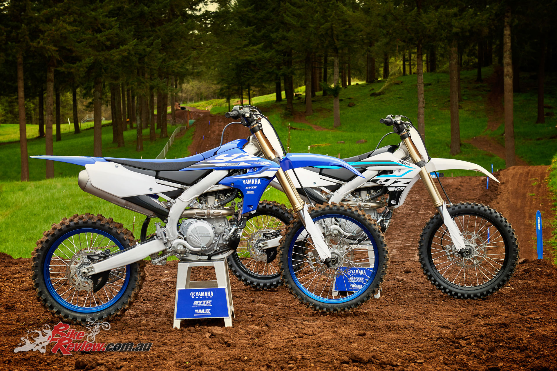 Yamaha's new for 2018 YZ450F will be available from August for $12,399 RRP