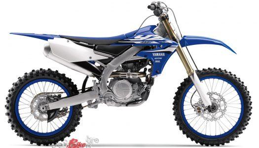 Yamaha's All new YZ450F arrives!