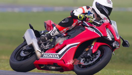 Review: 2017 Honda CBR1000RR Fireblade Launch Track Test