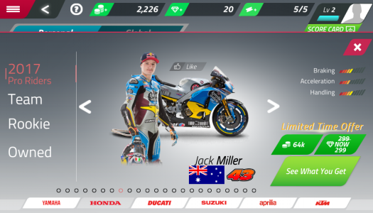MotoGP Championship Quest – Creator Interviewed!