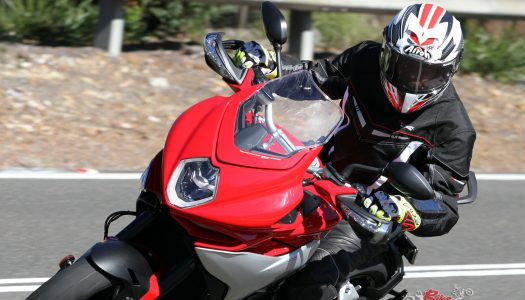 Review: 2017 MV Agusta Turismo Veloce Lusso