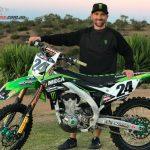 Brett Metcalfe Joins MEGA Bulk Fuels Monster Energy KRT