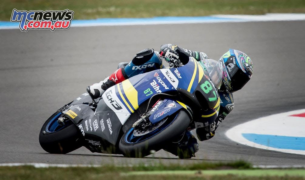 Remy Gardner takes a strong 16th at Assen MotoGP - Bike Review