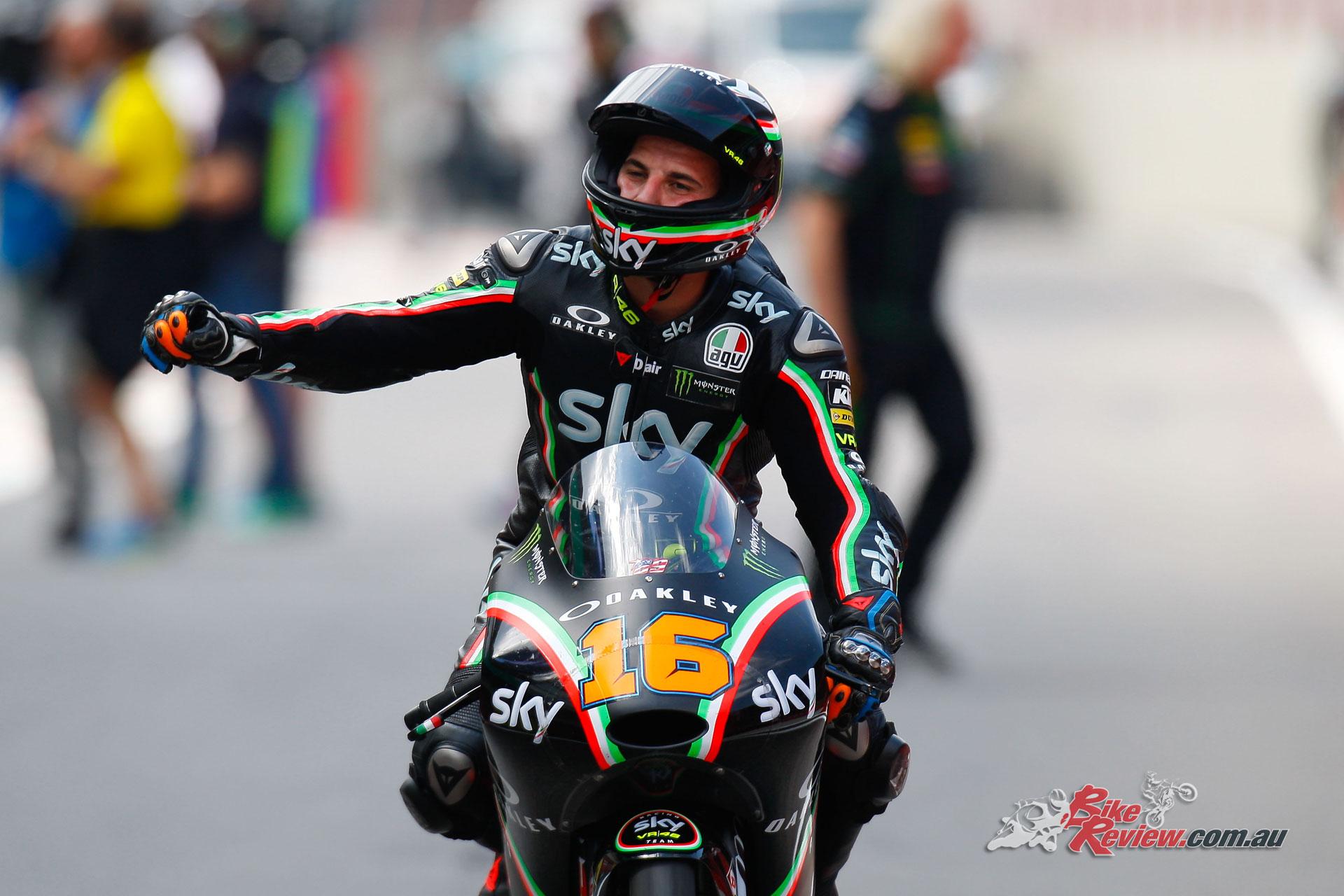 Moto3 - Andrea Migno