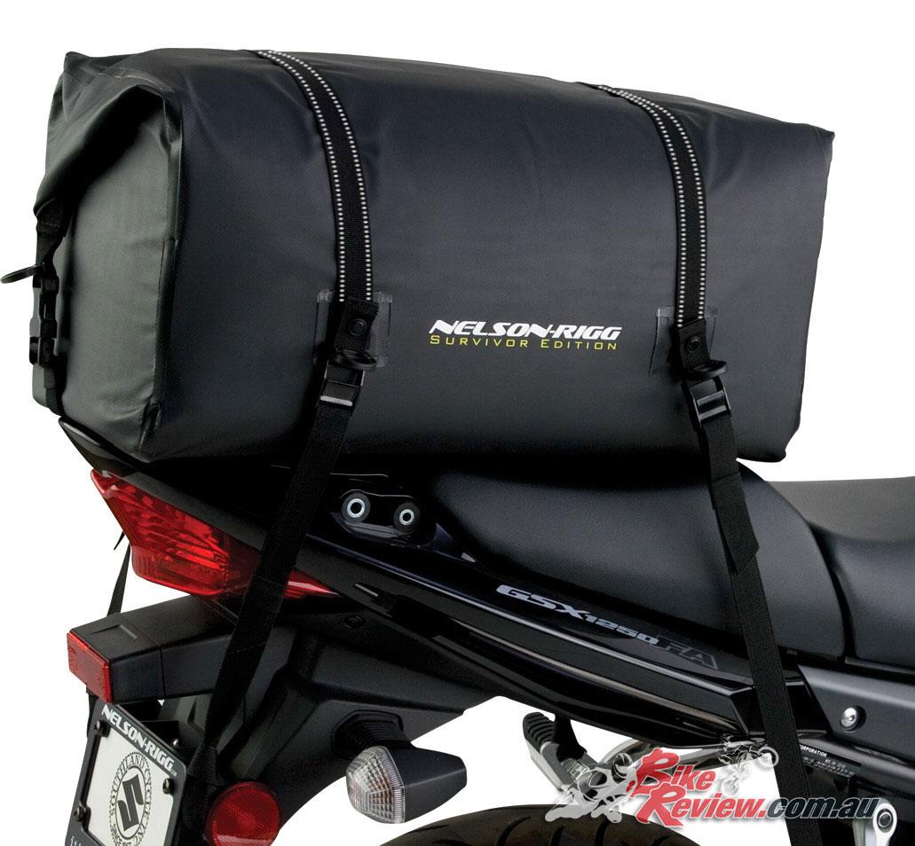 Nelson-Rigg Adventure Dry Bag - Black