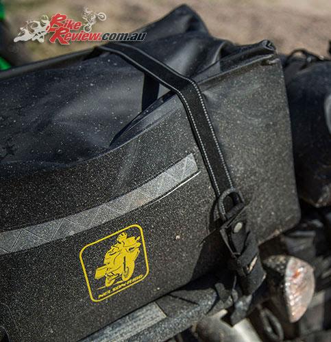 Nelson-Rigg Adventure Dry Deluxe Bag - Black
