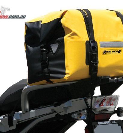 Nelson-Rigg Adventure Dry Deluxe Bag