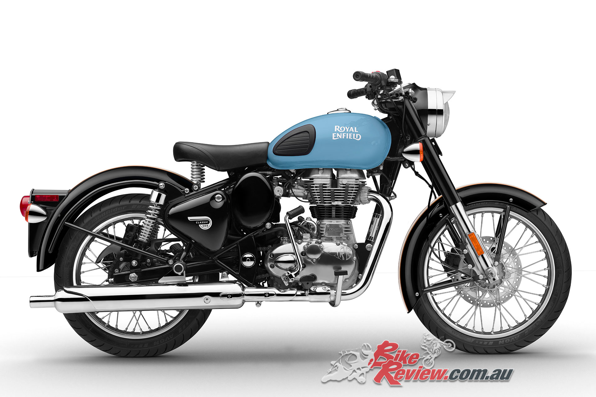 Royal Enfield Redditch 500 LE - Blue