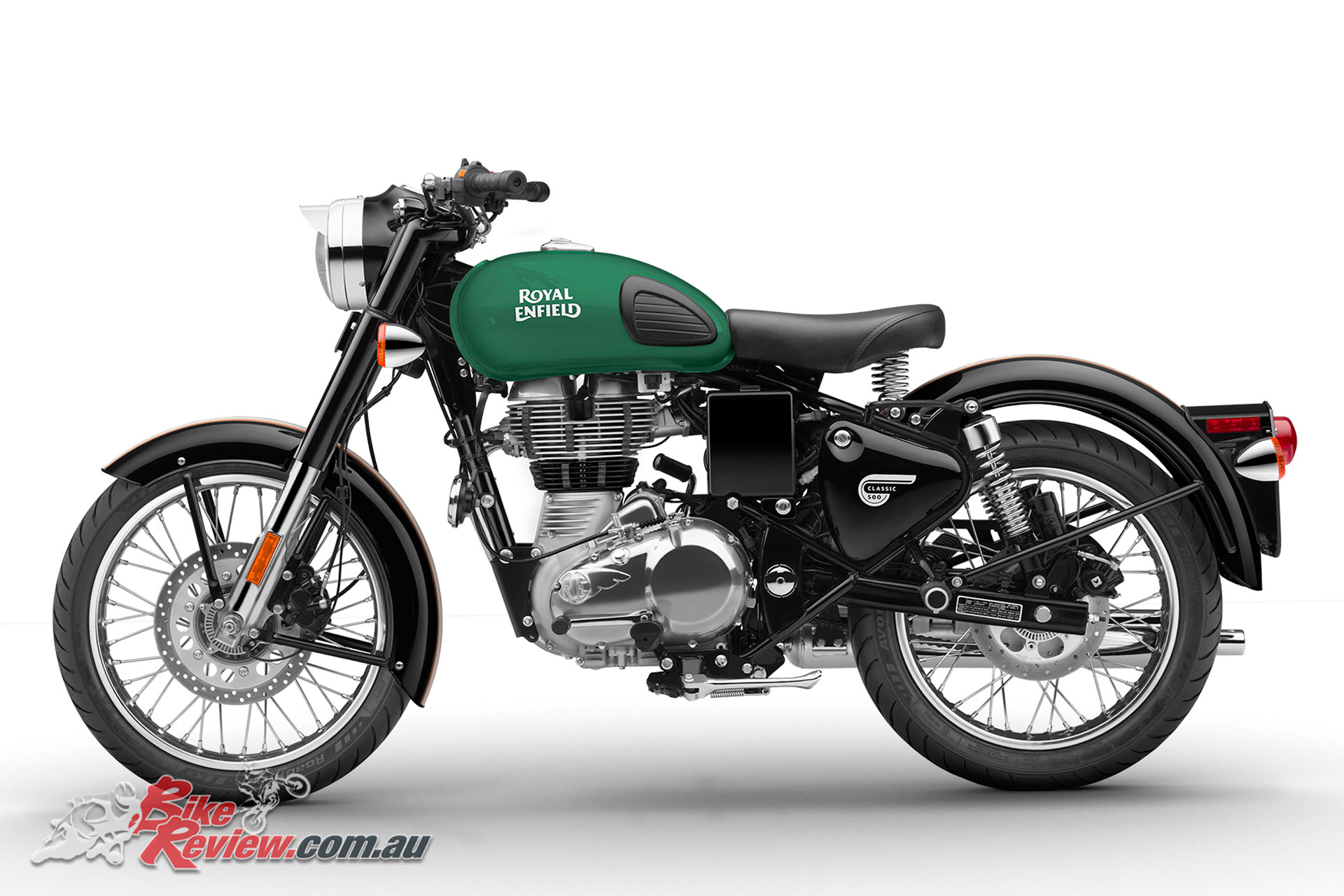 Royal Enfield Redditch 500 LE - Green