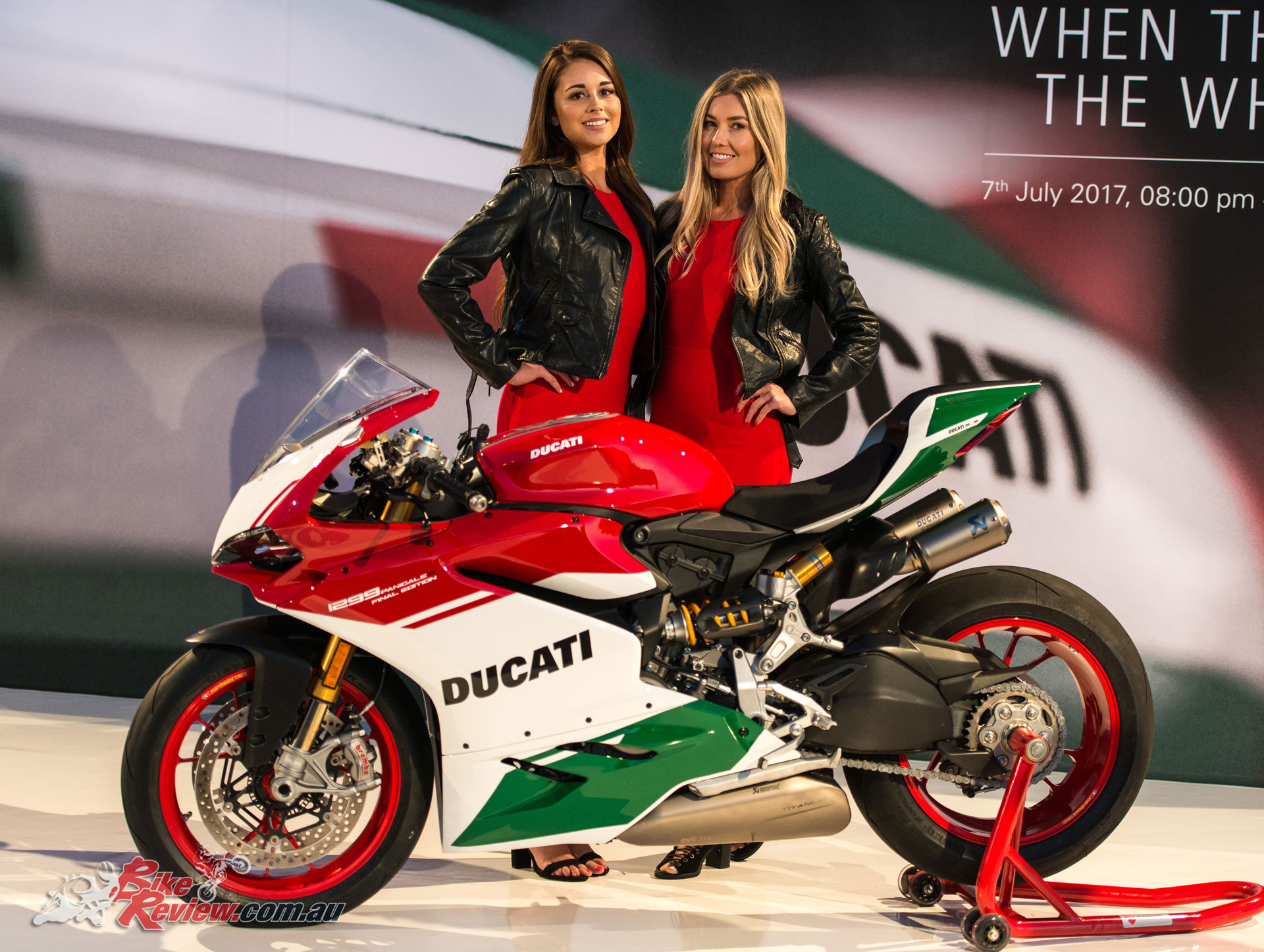 2017 Ducati 1299 Panigale R Final Edition