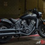 Indian reveal the all new 2017 Scout Bobber