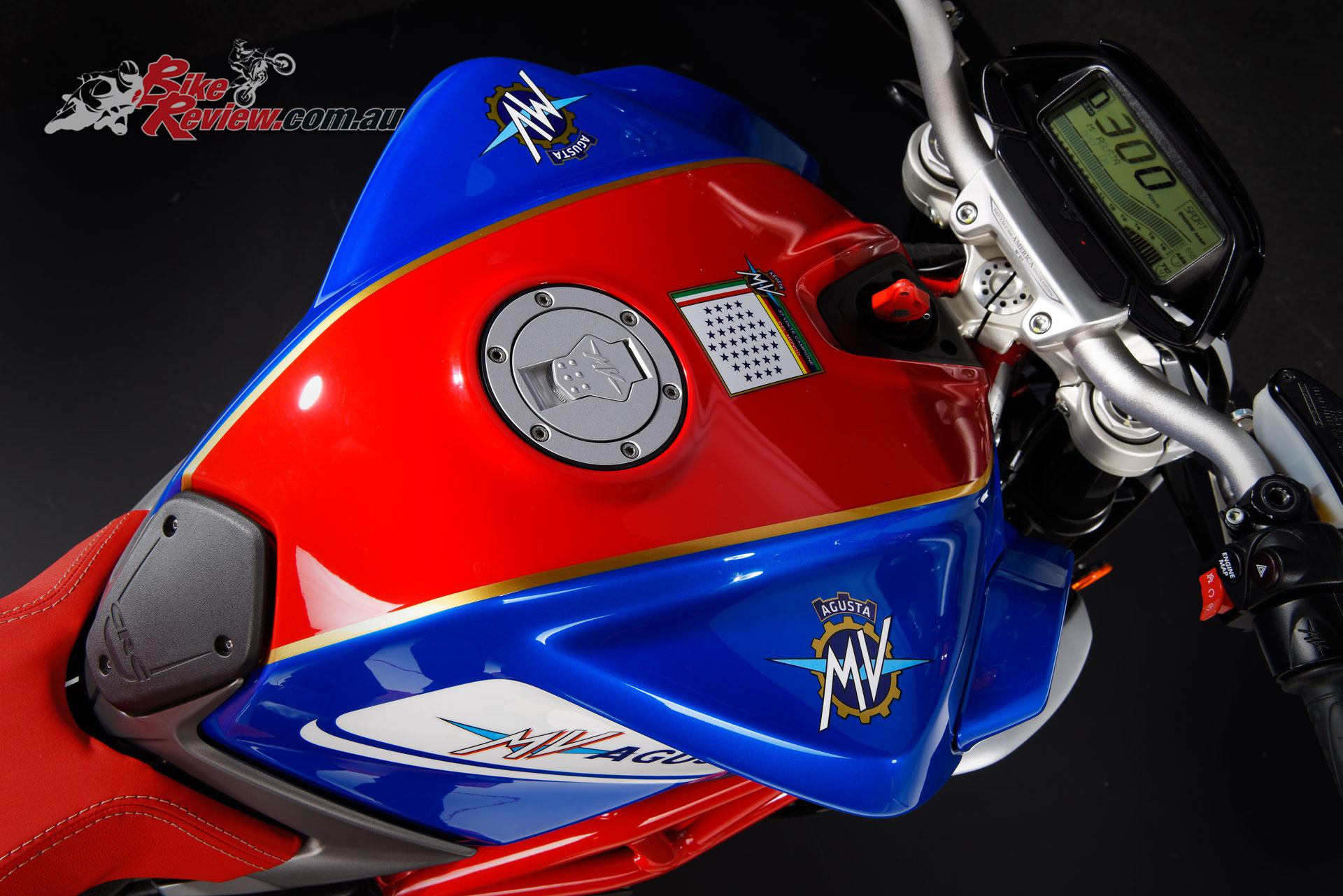 2017 MV Agusta Brutale 800 America