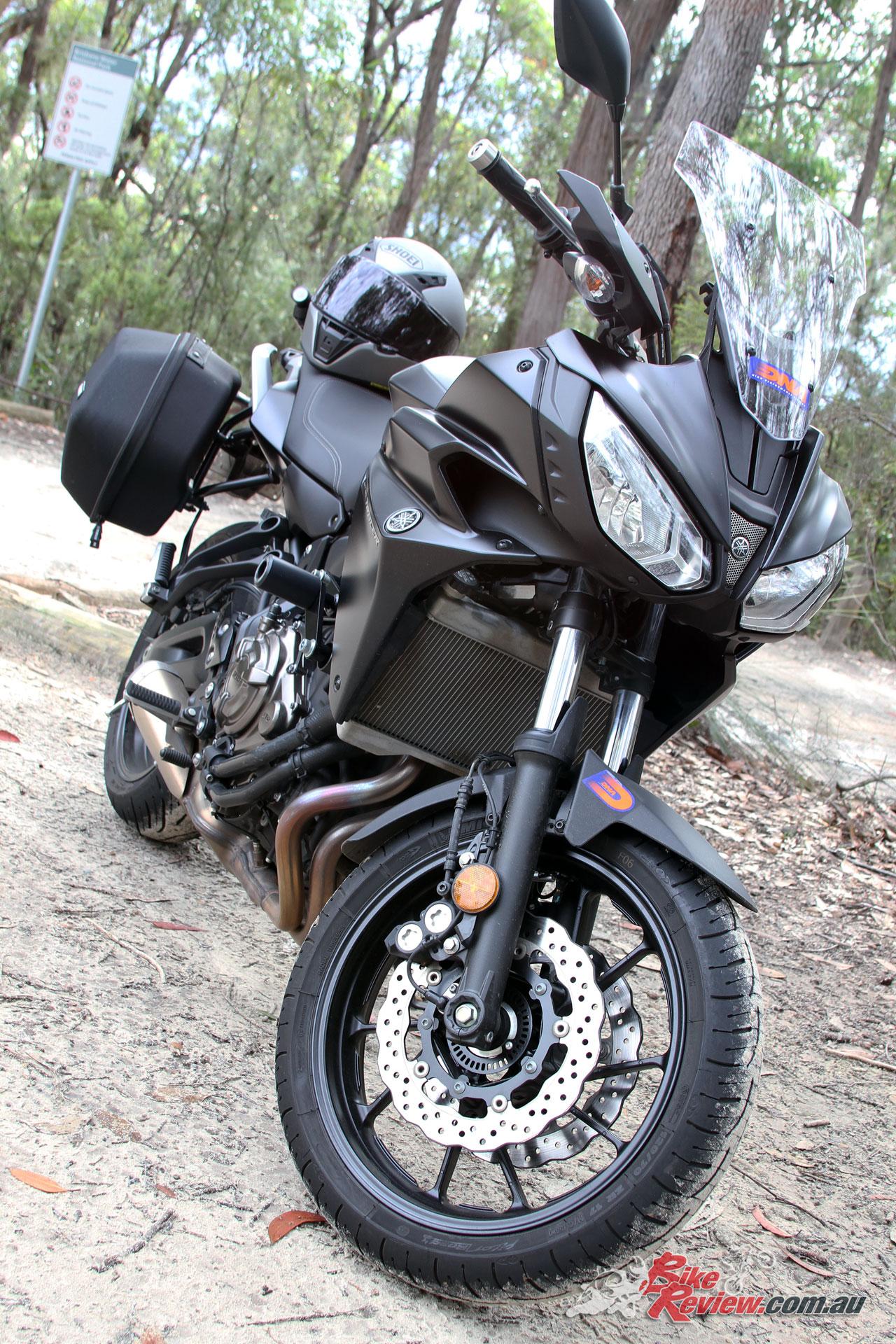 Yamaha MT-07 2014 • The Bike Market