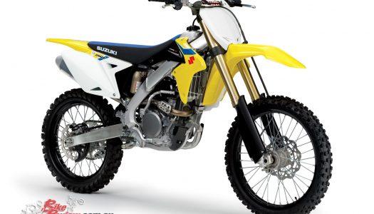 Suzuki special finance offer on 2018 RM-Z250