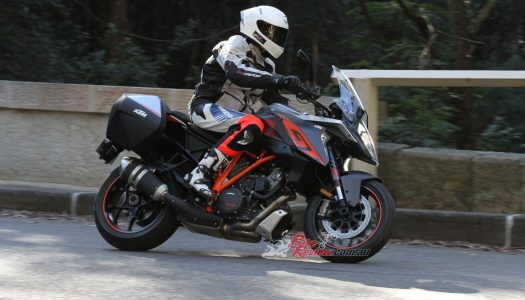 Video Review: KTM 1290 Super Duke GT