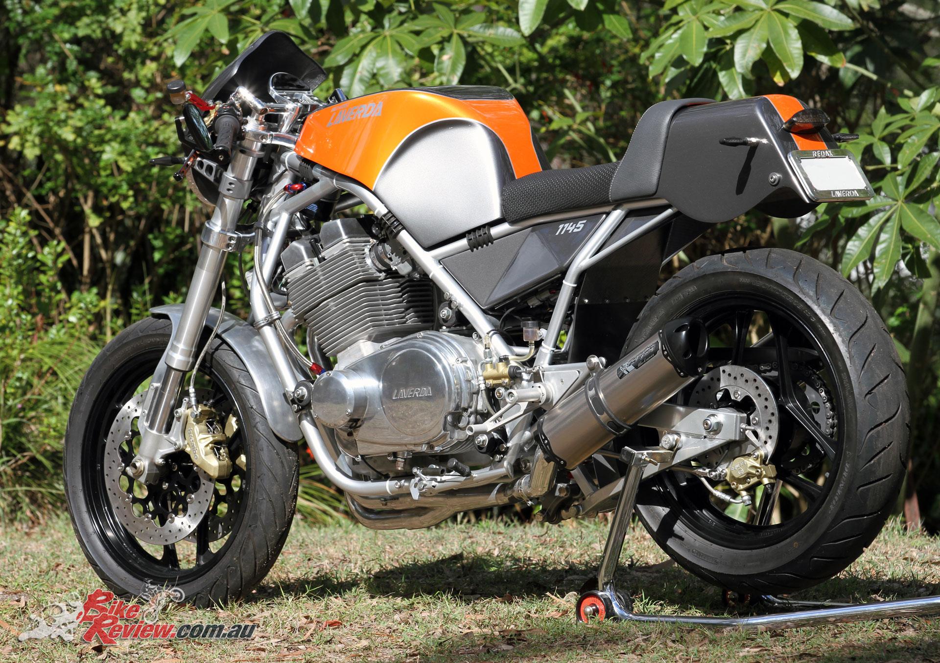Custom Redax Laverda Motodd