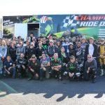 2017 Kawasaki Team Green Ride Days Off to a Rocketing Start