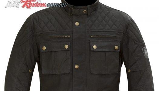 New Product: Merlin Yoxall Waxed Cotton Jacket