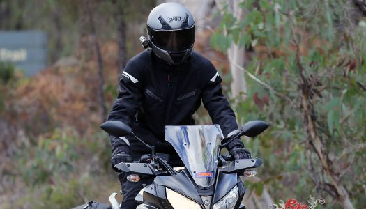 Product Review: Shoei Transitions CWR-1 Visor
