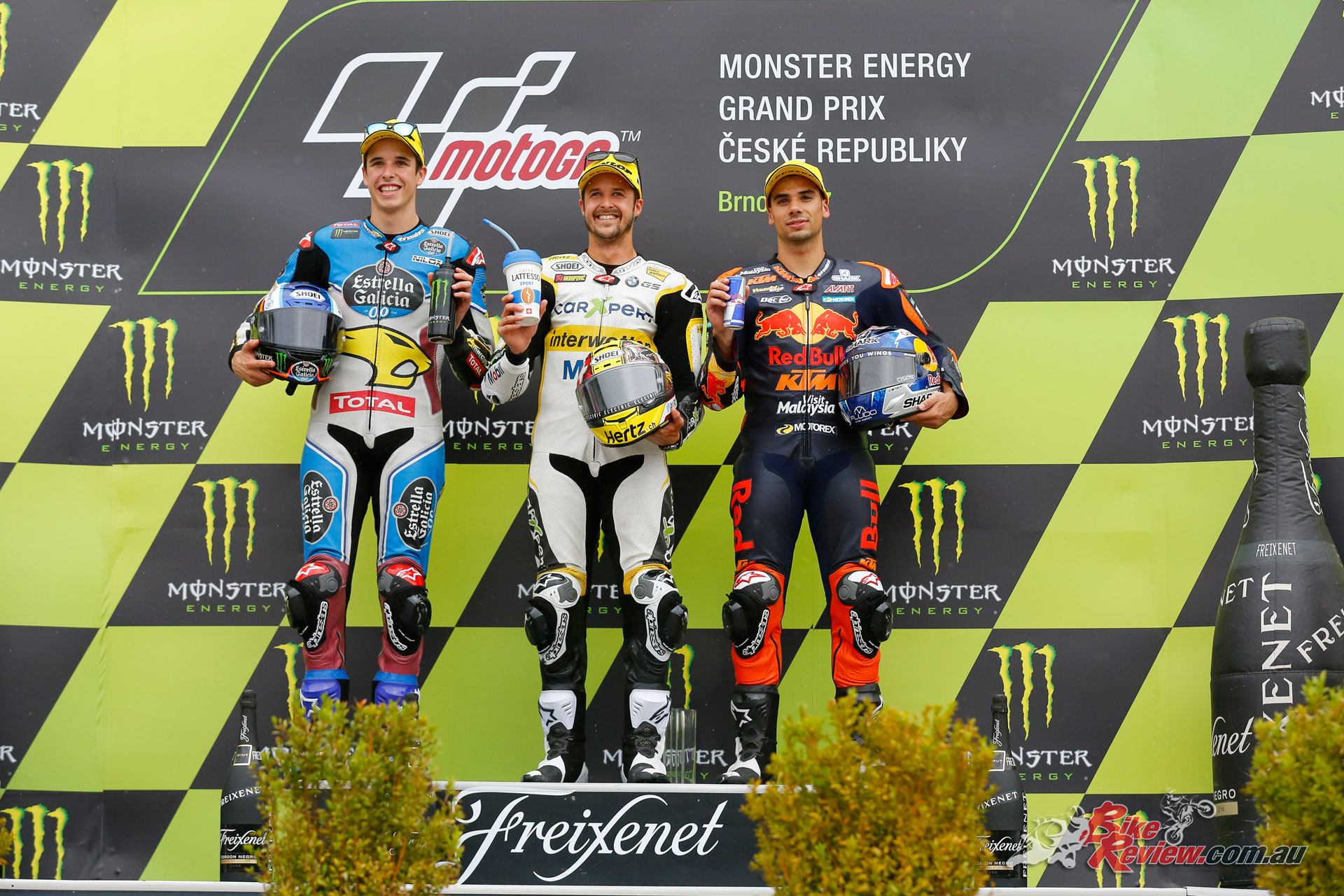 Tactical masterstroke: Marquez blitzes flag-to-flag at