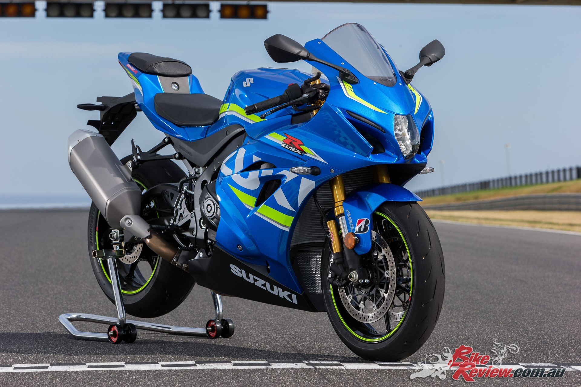 2018 suzuki gsx r1000r arrives september 7 bike review. Black Bedroom Furniture Sets. Home Design Ideas