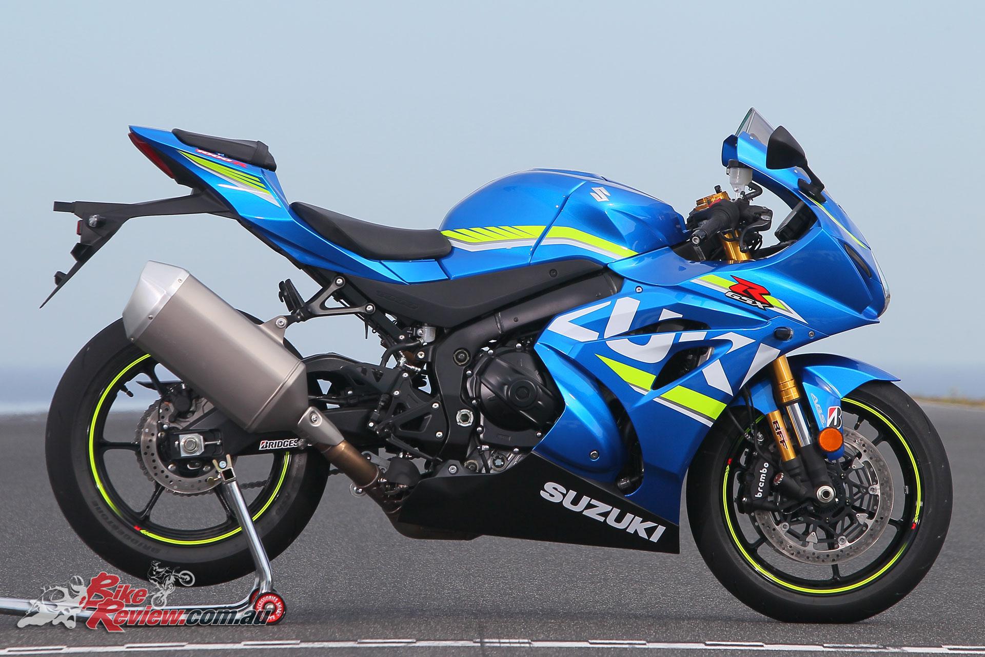2017 Suzuki GSX-R1000R