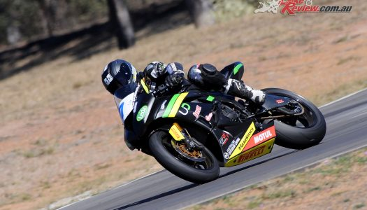 Tom Toparis ready for Moto3 Wildcard debut