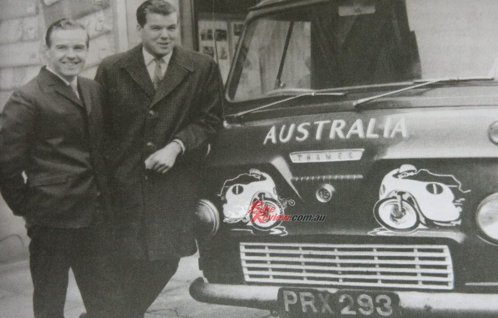 Brian and Barry Smith arrive in the UK in 1963, ready to take on the world.