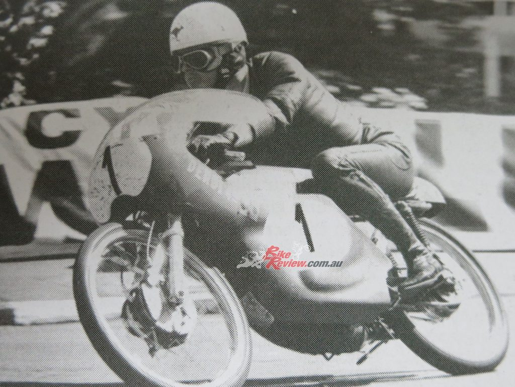 Barry Smith's first TT win was on the 50cc Derbi in 1968, he would go on to win at the TT four times but arguably it should have been five on paper.