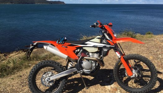 Staff Bike: The new BikeReview KTM 350 EXC-F
