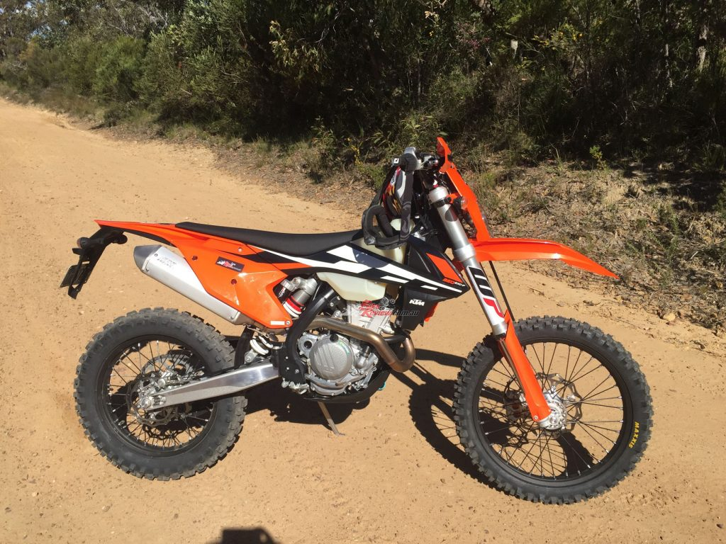 Bike Review KTM 350 EXCF Project20170807_1948