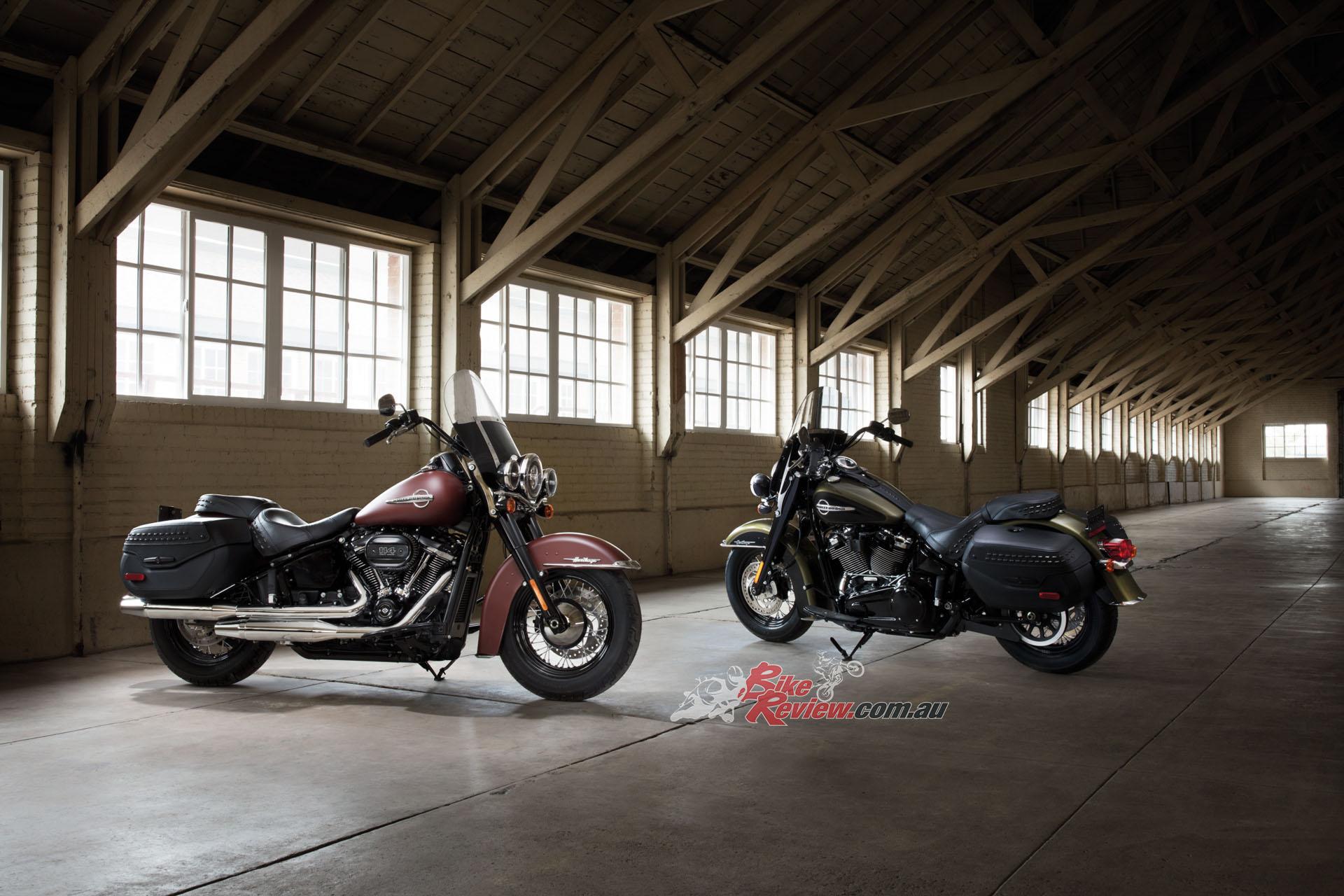 Cvo Harley Davidson Models