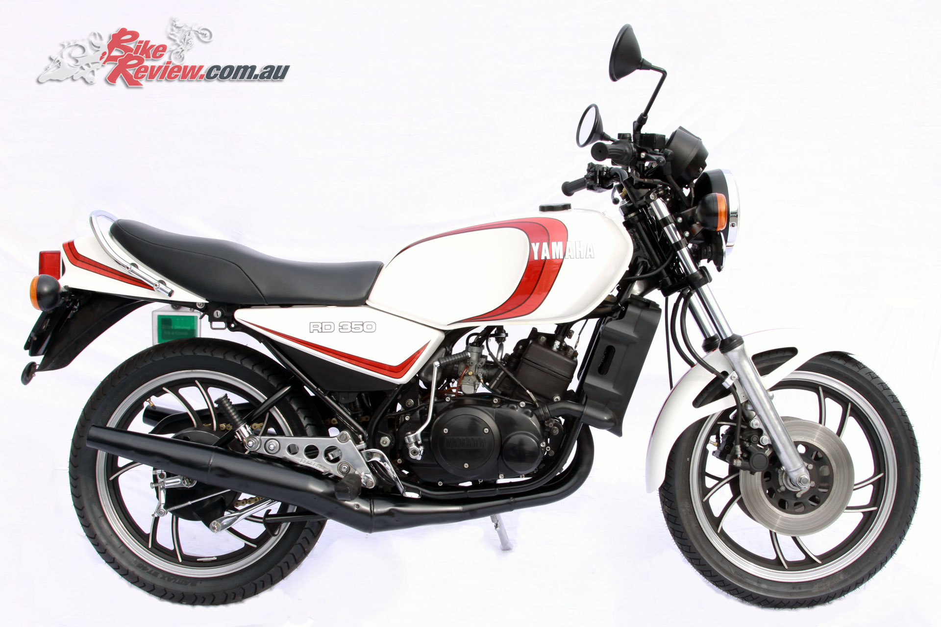 Classic two-stroke: Yamaha's RD350LC - Bike Review