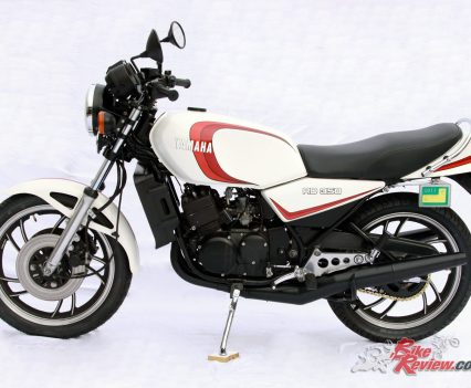 1981 Yamaha RD350LC