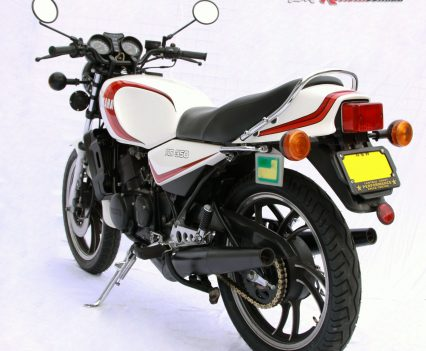 The RD350LC set a benchmark for motorcycles around the world