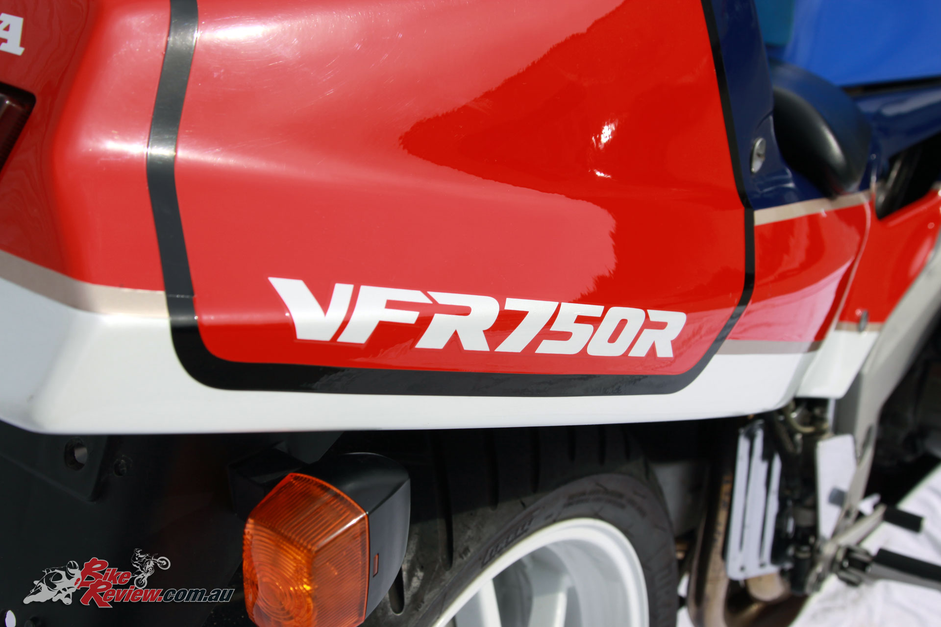 The VFR750R was arguably created during the pinnacle of investment into motorcycle racing with plenty of overflow into road machines