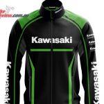 Kawasaki Team Jackets available through Kawasaki dealers