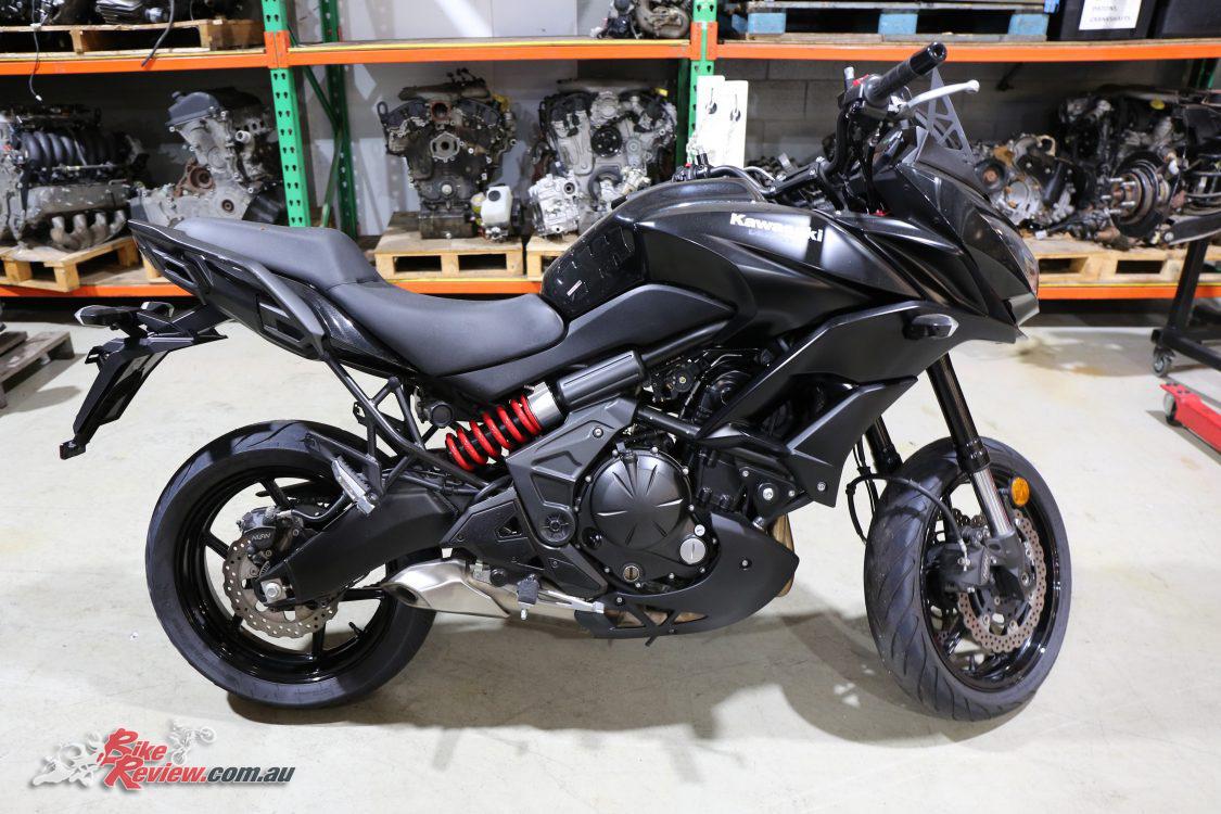 Kawasaki Versys Long Term Review