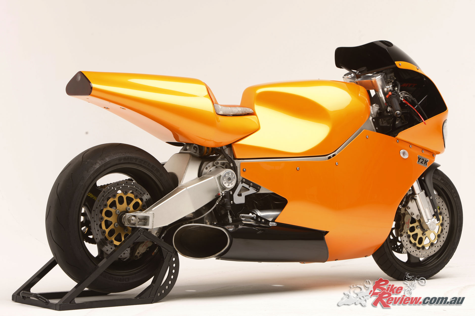 With a price tag of $185,000USD the Y2K is not for the weak hearted in any regard
