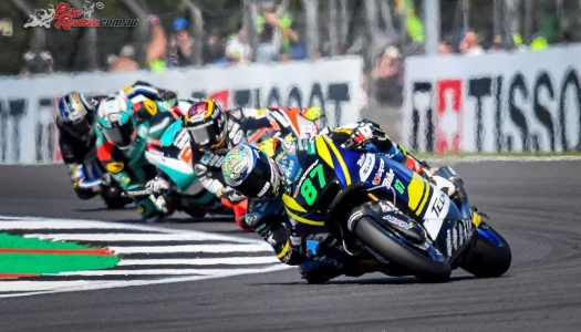 FIM MotoGP World Championship race durations to change