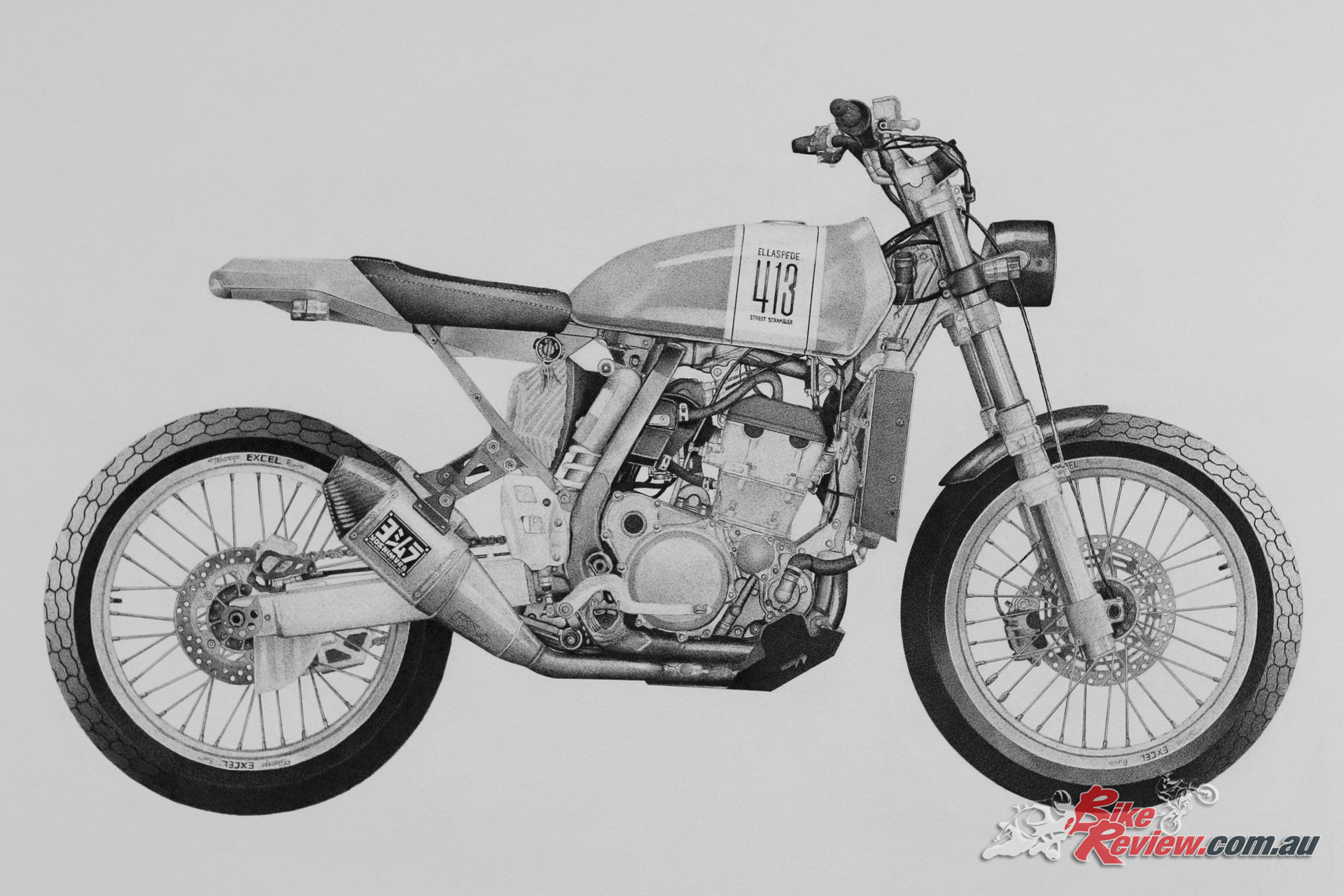 2017 Sydney Motorcycle Show to include unique art showcase